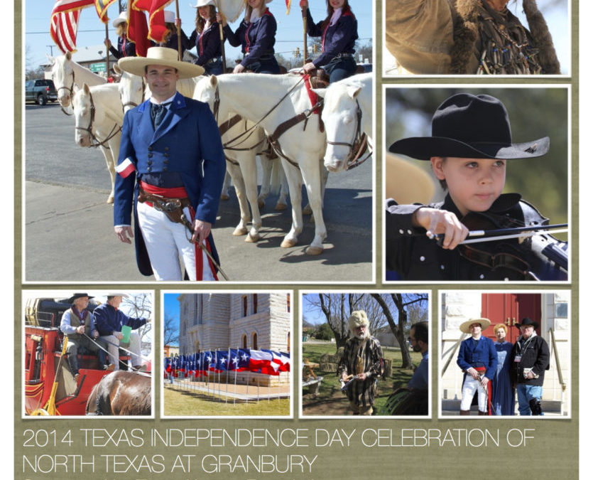 Texas Independence Celebration 2015 Volunteer's Search